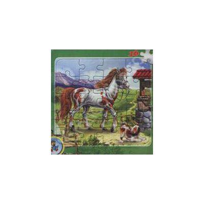 Calul Puzzle 20 de piese