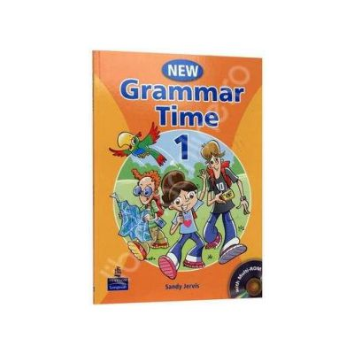 New Grammar Time 1. Student's Book - with multi-ROM