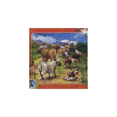 Oitele Puzzle 20 de piese