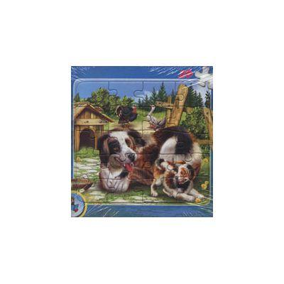 Catelul Puzzle 20 de piese