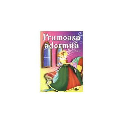 Pachet carti de colorat set 25 (Frumoasa adormita) - Pentru gradinite