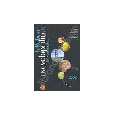 Le Robert Encyclopedique des noms propres 2008