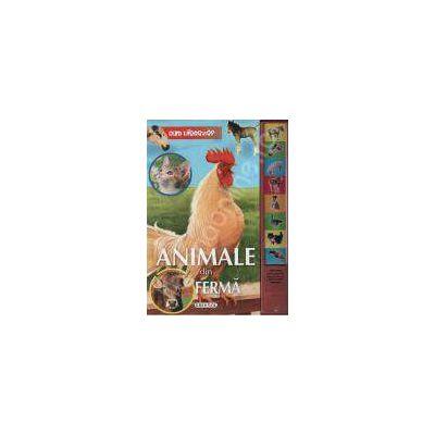 Animale din ferma (carte cu sunete)