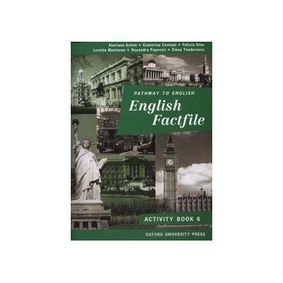 English Factfile activity book - Caiet pentru clasa a VI-a