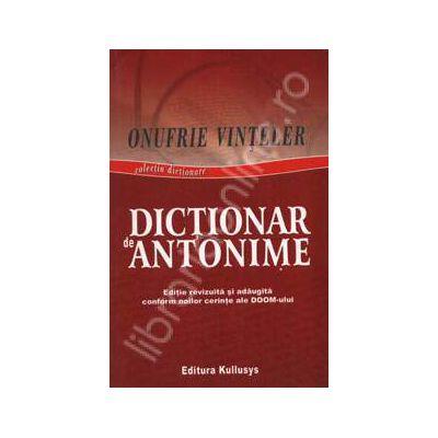 Dictionar de Antonime (Vinteler)
