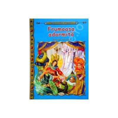 Frumoasa adormita, carte ilustrata pentru copii (Colectia Comorile Lumii)