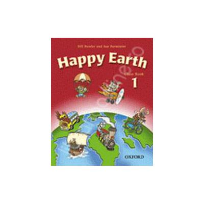 Happy Earth 1 Class Audio CDs (2)