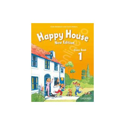 Happy House 1 Class Audio CDs (2)