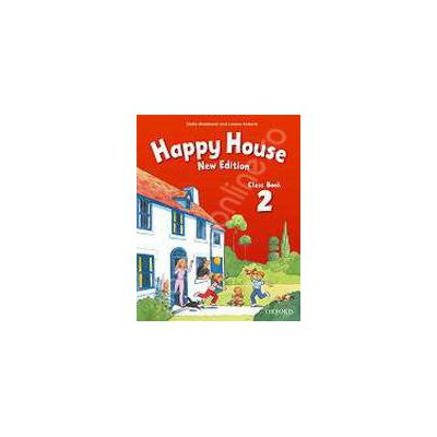 Happy House 2 Activity Book and MultiRom Pack