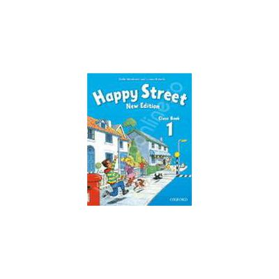 Happy Street 1 Class Audio CDs (2)