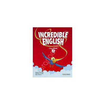 Incredible English 2 Teachers Book Pack