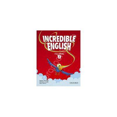 Incredible English 2 Teachers Book Pack