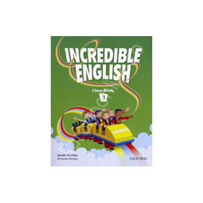 Incredible English 3 Teachers Book Pack