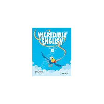 Incredible English, Level 1 Class Audio CDs (3)