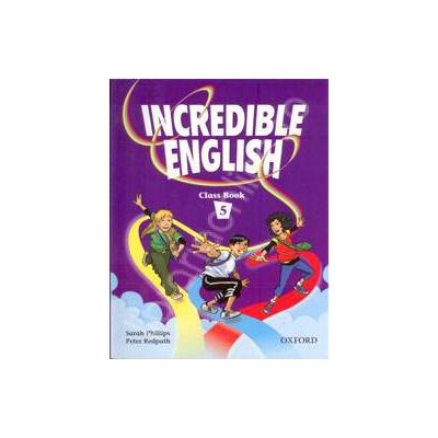 Incredible English, Level 5 Activity Book