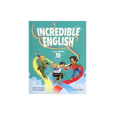 Incredible English, Level 6 Activity Book