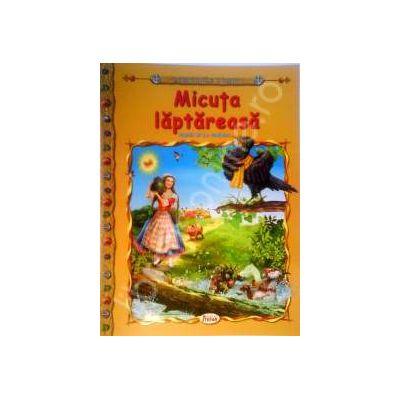 Micuta laptareasa (Colectia Comorile Lumii)