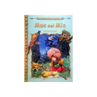 Muc cel mic, carte ilustrata pentru copii (Colectia Comorile Lumii)