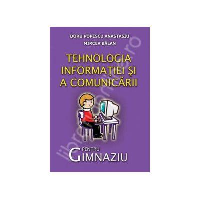 Tehnologia Informatiei si a Comunicarii (Pentru gimnaziu)