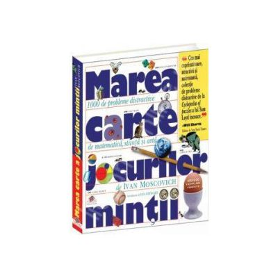 Marea carte a jocurilor mintii