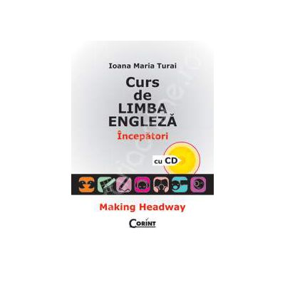 Curs de limba Engleza (Incepatori cu CD)