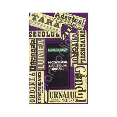 Dictionarul ziaristilor romani