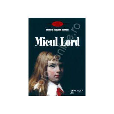Micul lord (Frances Hodgson Burnett)