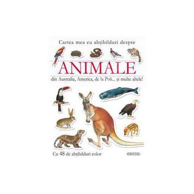 Animale din Australia, America, de la Poli… si multe altele!