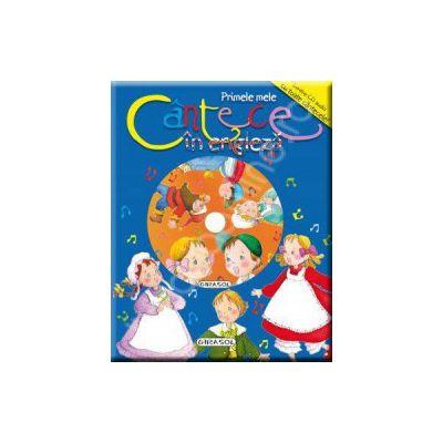 Primele mele cantece in engleza (contine CD)