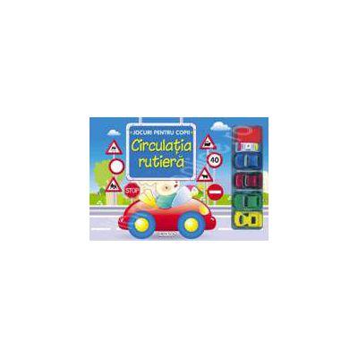 Jocuri pentru copii - Circulatia rutiera