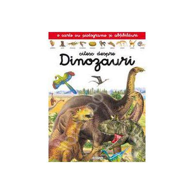 Citesc despre dinozauri