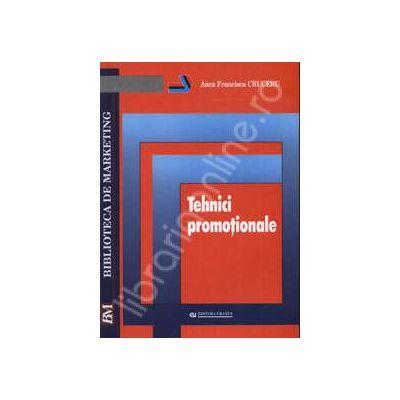 Tehnici promotionale