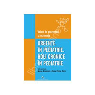 Urgente in pediatrie. Boli cronice in pediatrie