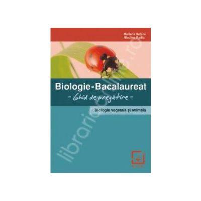 Bacalaureat biologie - ghid de pregatire
