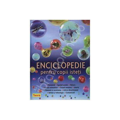 Enciclopedie pentru copii isteti