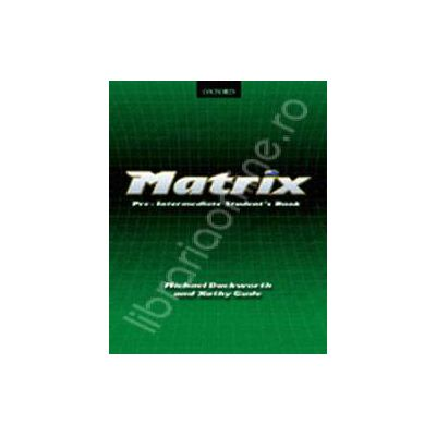 Matrix Pre-Intermediate Class Audio CDs (2)