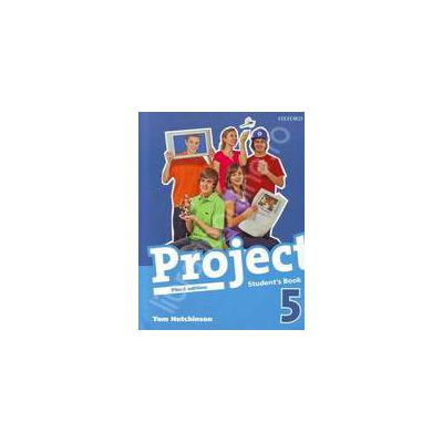 Project 5 (3rd Edition) Students Book