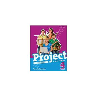 Project (Third Edition Level 4) Teachers Book