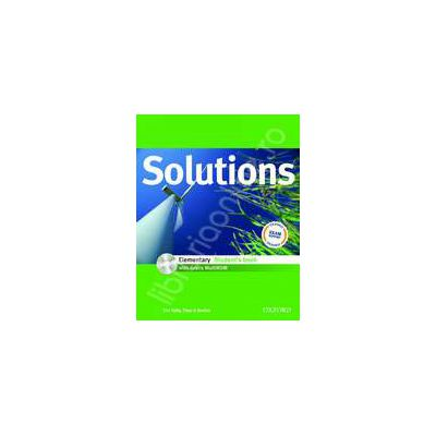 Solutions Elementary Class Audio CDs (2)