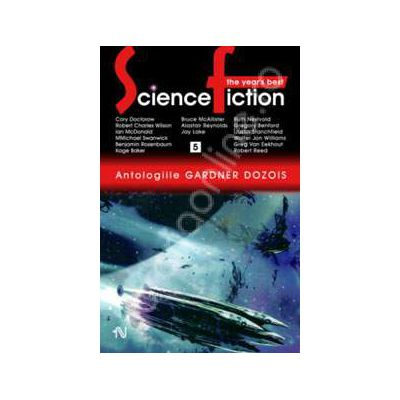 The Year's Best Science Fiction Volumul. 5