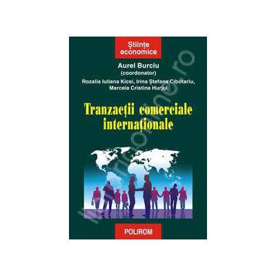 Tranzactii comerciale internationale