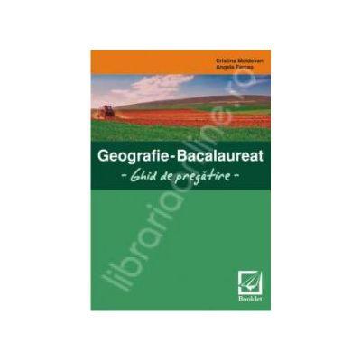 Bacalaureat geografie - ghid de pregatire