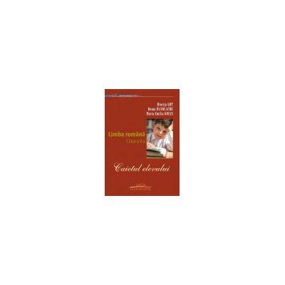 Limba romana clasa a V-a: Caietul elevului (Editia a II-a)