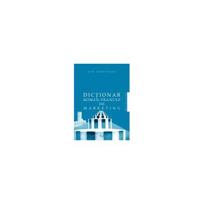 Dictionar roman-francez de marketing