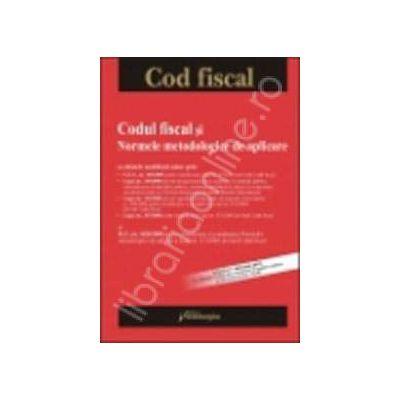 Codul fiscal actualizat 1 februarie 2010 si normele metodologice de aplicare