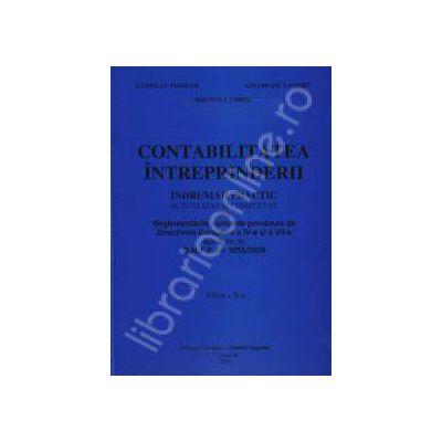 Contabilitatea Intreprinderii. Indrumar practic - editie noua