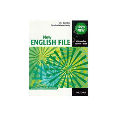 New English File Intermediate Students Book