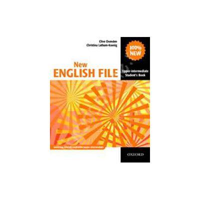 New English File Upper Intermediate Students Book