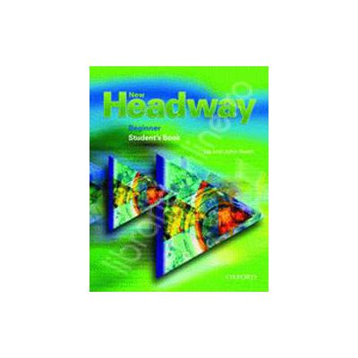 New Headway Beginner Workbook with Answer Key