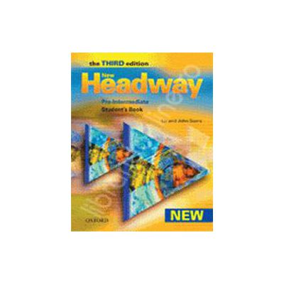 New Headway Pre-Intermediate Workbook with Answer Key